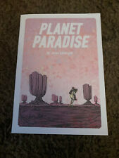 Planet Paradise TPB by Jesse Lonergan Image Comics