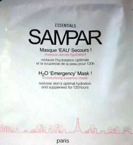 Sampar - 3 Wasser Notfall Masken! - Feuchtigkeit und Intensiv Serum