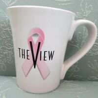 The VIEW TV Show Large Ceramic Coffee Cup Mug, Ford Motor Co, Warriors in Pink
