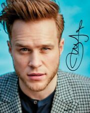 OLLY MURS AUTOGRAPHED SIGNED A4 PP POSTER PHOTO