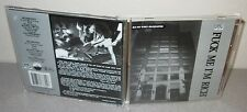 FUCK ME I'M RICH 1990 v/a Import CD MUDHONEY Soundgarden TAD Swallow SUB POP