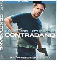 CONTRABAND (Blu-ray Disc, 2012t)