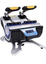 Freesub Automatic Double Mug Heat Press St 210 Sublimation Transfer Printer 110v