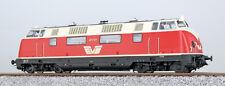 Esu 31334 417 01 del evb rojo-beige, igual/corriente alterna DC/AC Spur HO nuevo