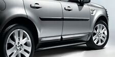 Genuine Land Rover - Freelander 2 Black Side Protection Tubes - LR003840