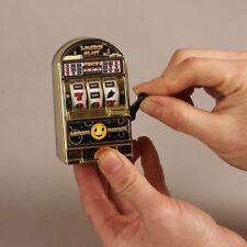 Casino Jackpot Kids Game Money Box Fruit Slot Machine Toy Pressure Reducing