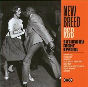 NEW BREED R&B SATURDAY NIGHT SPECIAL - New & Sealed CD (Kent) Mod Northern Soul