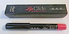 MeMeMe Lip Glide PLAYFUL PEACH Velvet Finish Lip Colour Full Size NIB