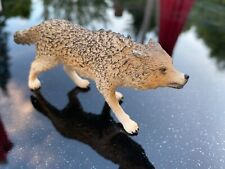 SCHLEICH Wolf *NEUWERTIG* Wildlife Wildtier 14741 Raubtier