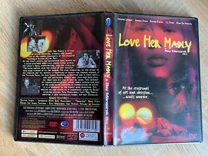 Love Her Madly DVD (2002) Jennifer Lothrop, Manzarek (DIR) cert 18 - B13TL