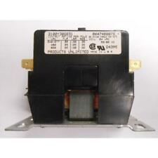 Products Unlimited Contactor 3P25A-24V/72W96 3 Pole 25 Amp 24 Volt Coil 169957