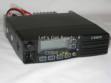CS800 UHF Analog/Digital Mobile DMR Radio Compatible with all DMR Radios
