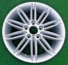 PERFECT Genuine OEM Factory BMW 128i 135i 207 M Double Spoke 17 REAR WHEEL 71253