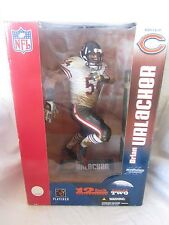 McFarlane NFL 12 Inch Series 2 Brian Urlacher Chase White Jersey  - New In Box