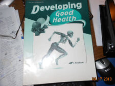 Developing Good Health A Beka Book ANSWER KEY FOR TESTS, QUIZ, AND WORKSHEETS