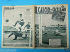 1957 il calcio e ciclismo illustrato n. 20 italia egitto italy egypt jugoslavia