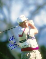 BOB GOALBY GOLF SIGNED AUTOGRAPHED 8x10 PHOTO W/COA MASTERS WINNER