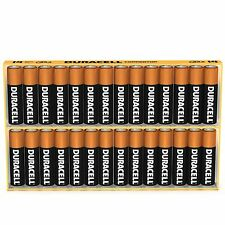96 DURACELL AAA Batteries, joblot pack Battery Bateries