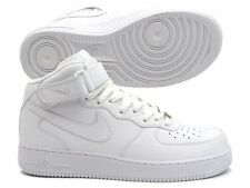FW14 45 NIKE AIR FORCE ONE MID SCARPA SHOES SCARPE GINNASTICA SHOES 315123 111