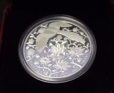 2011 $15 Fine silver coin Maple of Happiness