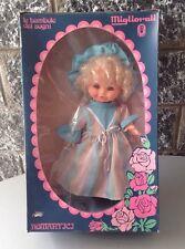 Vintage#80S Doll Bambola Migliorati Romantica#Nib