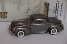 BROOKLIN BRK 120 1941 CHRYSLER SARATOGA SKYLINE GRAY METALLIC 1/43