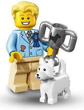 LEGO 71013 Series 16 Minifigure - Dog Show Winner - New and Mint
