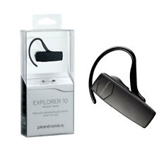 NEW PLANTRONICS EXPLORER 10 WIRELESS BLUETOOTH HEADSET