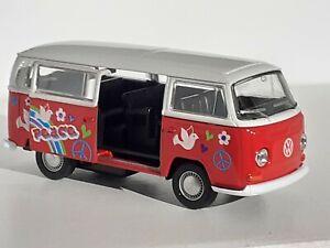 1/36 ~ 1/34 ~ 1/32  Volkswagen 1972 bus T2 combi            !non 1/43 non 1/18 !
