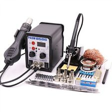 PJLSW 8586 700W ESD Soldering Station LED Digital Solder New Desoldering Station