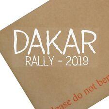 Dakar Rally 2019-Car,Buggy,Dirtbike,Motorbike,Motorcycle,Truck,Van,Vehicle,Peru