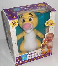 Vintage 1999 Disney / Fisher Price ~ BABY'S FIRST RABBIT ~ Winnie the Pooh - MIB