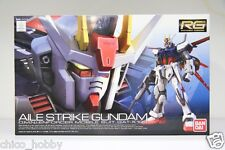 Bandai RG 03 1/144 Aile Strike Gundam OMNI Enforcer Mobile Suit GAT-X105 0169492