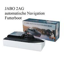 BAIT BOAT Futterboot JABO 2AG automatische Navigation Rückkehr bis 8 GPS Speiche