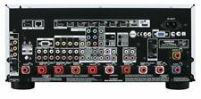 Onkyo TX-NR1010 AV-Receiver, silber , THX,