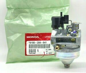 GENUINE HONDA BB75EC OEM 16100-Z8B-841 HONDA GCV160 CARBURETOR W/AUTO CHOKE