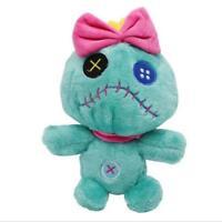 Cute 25cm Disney Anime Lilo & Stitch Scrump Plush Toy Soft Doll For Kid GIft New