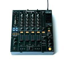 Pioneer DJM 800 4 Kanal DJ Mixer mit eingebauten Effekten