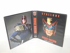 Custom Made Judge Dredd Stallone Trading Card Album Binder Graphics Only