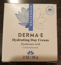 DERMA E Hydrating Day Cream 2 oz NIB