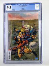 DC's Heroes in Crisis #1 JG Jones Variant Cover CCGC 9.8