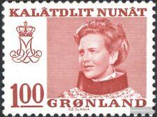 Denemarken - Groenland 101y (compleet.Kwestie.) postfris MNH 1977 Margarethe