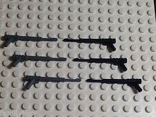 New Lego Rifle Lot Dark Grey - Combined shipping!!!!!