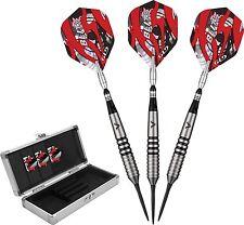 Viper Blitz 26g  95% Tungsten Steel Tip Dart Set 23-2726-26 darts flights shaft