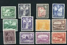 British Guiana 1938-52 set SG308/19 fine MM