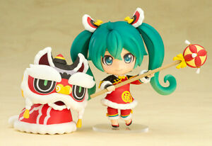Good Smile Company Nendoroid 654 Hatsune Miku Lion Dance Ver, Vocaloid