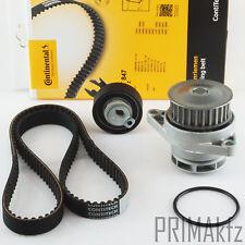 CONTI CT847 Zahnriemen + Spannrolle + Wasserpumpe Seat Skoda VW 1.6 55kW 75PS