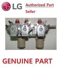 GENUINE LG WASHING MACHINE TRIPLE INLET VALVE PART # 5221EA1001H