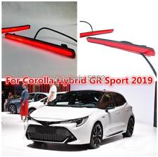 For Toyota Corolla Hatchback 2019-2020 LED rear fog light / brake warning light