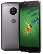 Motorola Moto G5 Smartphone 5 Zoll 3GB RAM 16GB Android Lunar Grau